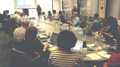 12 OCTOBER 2016 – NETWORKING: GAMI networking roundtable in Vienna, Austria