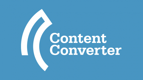 ContentConverter – Mobilise your content, fast and easy