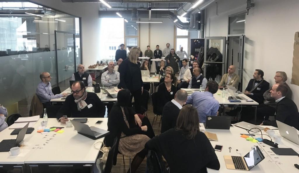 Media labs – Global Alliance for Media Innovation