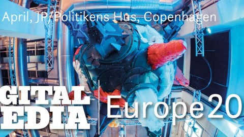 10 & 11 APRIL 2018 – DIGITAL MEDIA EUROPE in Copenhagen, Denmark